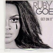 (EP6) Ruby Goe, Get On It - 2012 DJ CD