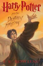 Harry Potter and the Deathly Hallows (Book 7) (Lib