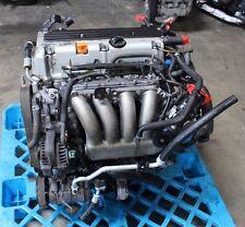 JDM 03-06 Honda Accord K24 03-05 Element Engine 2.4L DOHC iVTEC K24A Motor