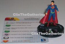 SUPERMAN FF002 Batman VS Superman Dawn of Justice Fast Forces DC HeroClix