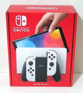 *Brand New* Nintendo Switch Console OLED Model White - Free Post