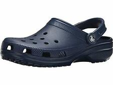 Crocs Classic Clog|Comfortable Slip on Casual Water Shoes, Navy