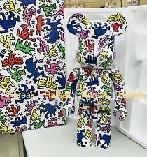 Medicom Be@rbrick 2018 Keith Haring Foundation 1000% bearbrick 1pc