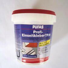 Pufas Profi Einseitkleber TP81 Klebstoff für Teppich und PVC Bodenbeläge 750 g