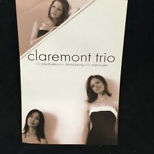 Claremont Trio - Advertising Flyer - Amg Inc.