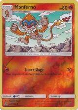 4x Chimchar 21//156 NM//M Pokemon TCG Ultra Prism