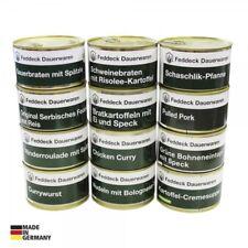 12 x 400 g Fertiggerichte Mix in Dosen