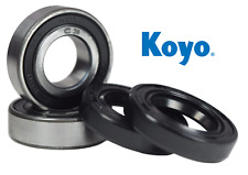 Yamaha Yfm80 Badger Atv Front Wheel Bearing Kit 1987-2001 Koyo Made In Japan