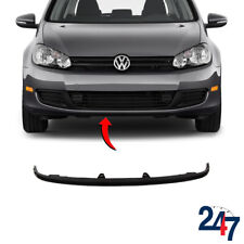 NEW VOLKSWAGEN GOLF MK6 2008 - 2013 FRONT BUMPER LOWER SPOILER LIP 5K08059159B9
