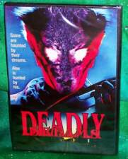 BRAND NEW CODE RED MITCHELL ANDERSON DEADLY DREAMS CULT HORROR MOVIE DVD 1988