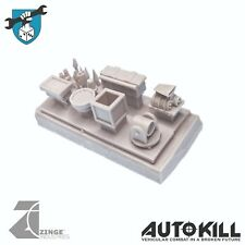 Zinge Industries - AutoKill - Gaslands-  Hunting Party - 20mm scale S-DMH04