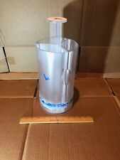 New listing Lightly Used: Grey Goose Brand Vodka - Acrylic Juice / Ice Carafe with Carrier