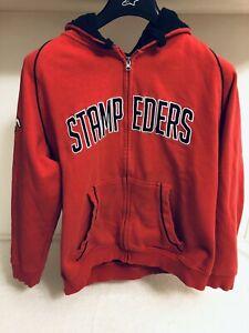 Calgary Stampeders CFL Hoodie Size L