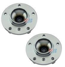 Pair Set of 2 Front WJB Wheel Bearing Hub Assies Kit for BMW E82 E88 E90 E84 RWD