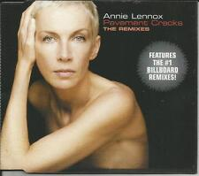 Eurythmics ANNIE LENNOX Pavement Cracks 7TRX 6 REMIXES CD Single SEALD USA Seler