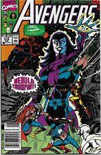 Avengers #318 - VF/NM - Spiderman / Nebula