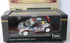 PEUGEOT 207 S2000 #78 SHAYMIEV KAFAROV RALLY FINLAND 2009 IXO RAM394 1/43