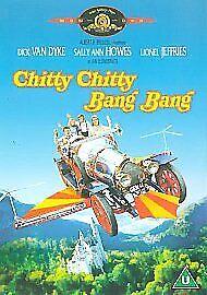 Chitty Chitty Bang Bang Movie DVD Kids Family Film Dick Van Dyke