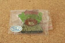 Coca Cola Monsters of the NFL Gridiron lapel pin coke cocacola