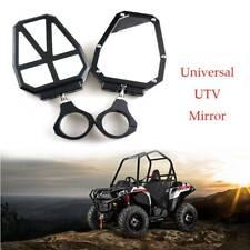 UTV SUV Handlebar Outside View Mirrors For Hisun Q Link Bennche Diamo Big Muddy