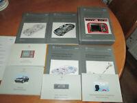 Mercedes W 220 - Einführungsmappe   Betriebsanleitungen + Service Bücher 1998