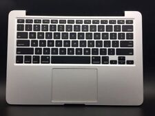 "Apple MacBook Pro 13"" A1502 2015 Top Case A1582 Battery Keyboard TrackPad Grd A"