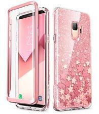 Samsung Galaxy S9 Case, i-Blason Cosmo Full-Body Glitter Bumper Protective Cover