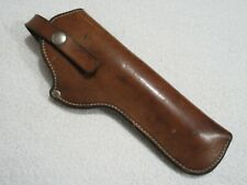 vintage leather holster lot S