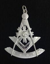 Masonic Past Master With Square Collar Jewel (RBL-33)