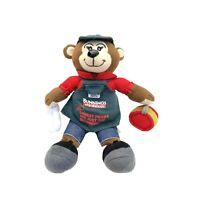 Bunnings Warehouse Teddy Bear Beth Plush Stuffed Animal Toy Collectable 27cm