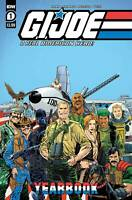 GI Joe A Real American Hero Yearbook #1 (IDW, 2021) NM