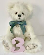 Charlie Bears Charlie Year Bear 2020 - Plumo - Limited Edition NEW with tags #3
