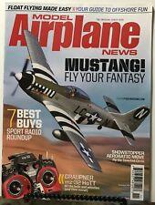 Model Airplane News Mustang Best Buys Sport Radio Nov 2018 FREE SHIPPING JB