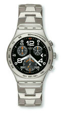 Swatch Free Chain YCS482G Irony Chrono Watch