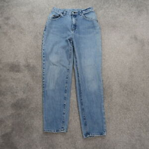 Vintage Lee Riders High-Waisted Tapered Denim Jeans Women's Size 10s (26x30)