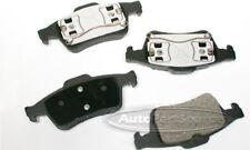 Disc Brake Pad Set-Semi-Metallic Pads Rear Autopartsource fits 2004 Mazda 3
