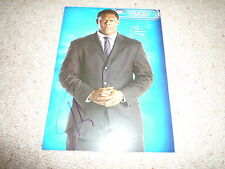 ORLANDO JORDAN   signed Autogramm 20x30cm In Person WWE