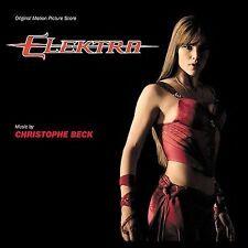 Elektra [Original Motion Picture Score] by Christophe Beck (CD, 2004 Varese)