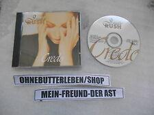 CD Pop Jennifer Rush - Credo (11 Song) EMI ELECTROLA