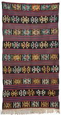 256x141 cm antik orient Teppich kaukasische Nomaden kasak kelim kilim Nr-326