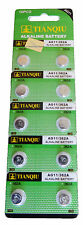 10 AG11 362A SR720 SR721SW LR721 SR58 362 361 Alkaline Button Cell Watch Battery