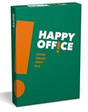 IGEPA - Happy Office  A3  Kopierpapier 80g weiss 25000 Blatt Druckerpapier weiß