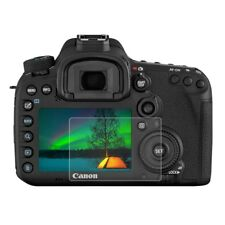 Tempered Glass Screen Protector Film for Canon 7D Mark II / 7D2 Camera Puluz