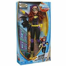 "DC Superhero Girls Batgirl 18"" Action Pose Doll   3+  NEW"