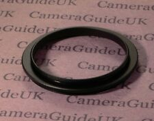 55mm-49mm 49-55 Male to Male Double Coupling Ring reverse macro Adapter 49-55