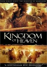 Kingdom of Heaven (DVD, 2005, 2-Disc Set, Widescreen) ~ Fast Shipping
