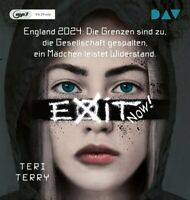 EXIT NOW! - TERRY,TERI   MP3 CD NEW