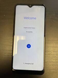 LG K51 LMK500MM 32GB Titan Gray Metro PCS Google Locked As Is Read!