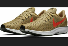 New Nike Air Zoom Pegasus 35 Beige Athletic Running Shoes 942851-201