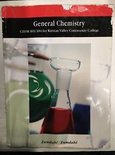 General Chemistry-An Atoms First Approach, 2013, Zumdahl, CHEM 103/104 for RVCC